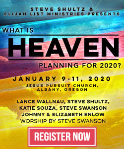 Register today for What is Heaven Planning for 2020